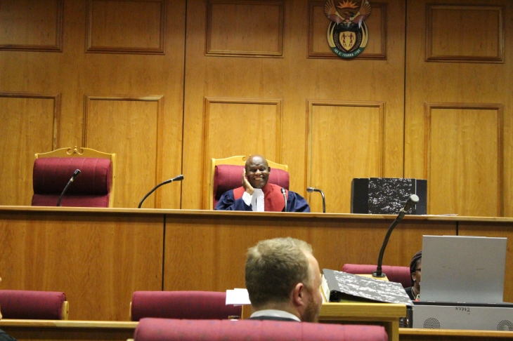 Judge Mokotedi Mpshe