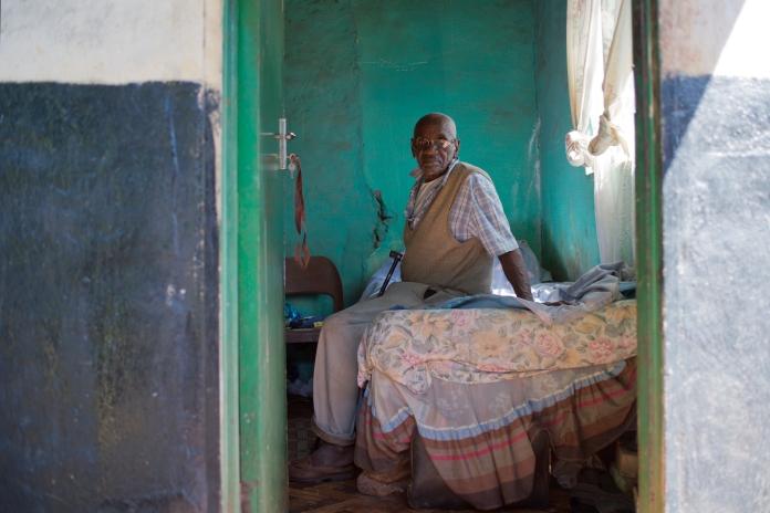 Bhekindlela Mwelase. Photo credit - Max Bastard